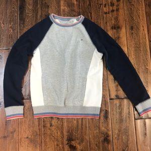 Tommy Hilfiger sweatshirt size 12/14